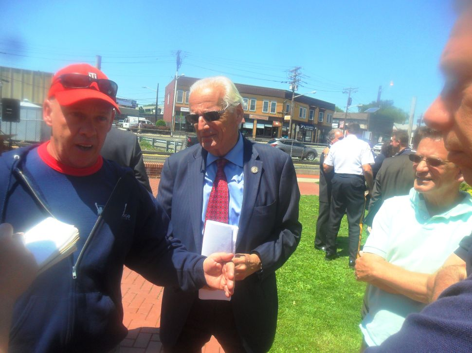 CWA 1039 endorses Pascrell in CD9