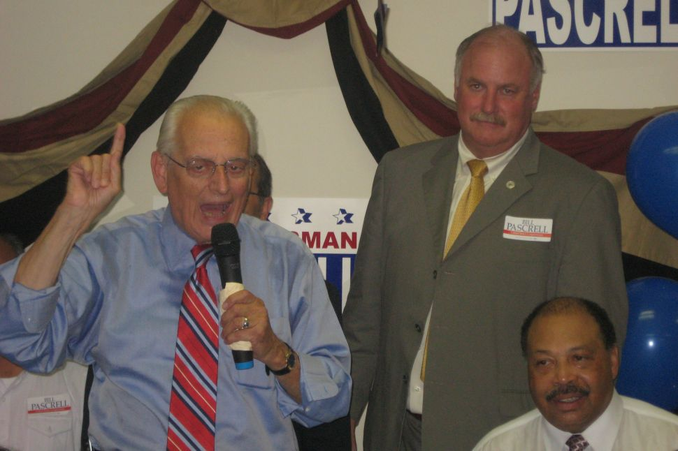 With Speziale gone, Pascrell tries to lift Passaic Dems on his shoulders