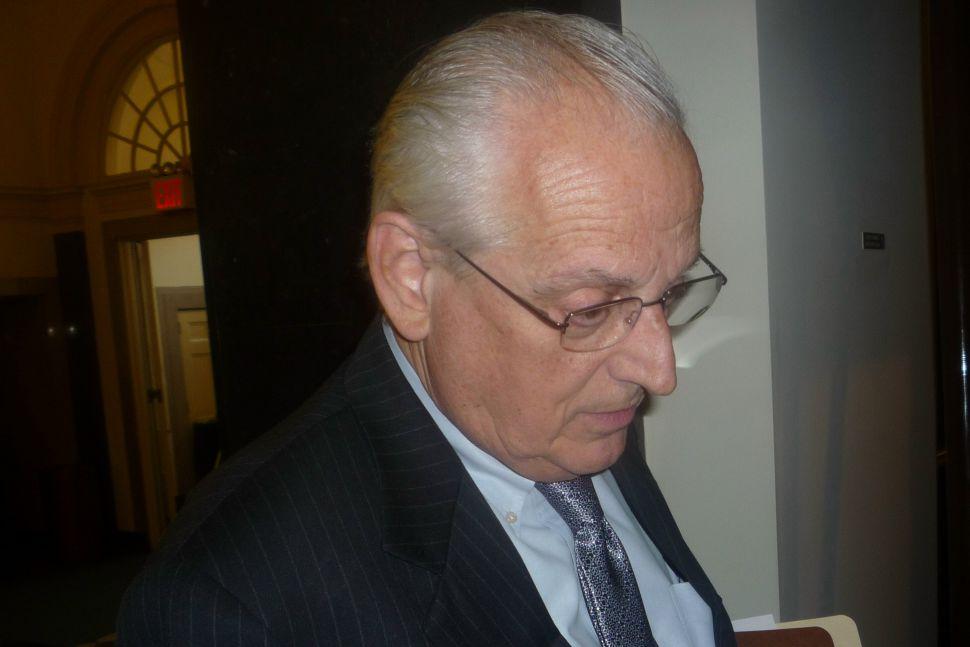 Pascrell intensifies DPA reform rhetoric at NYU – not interested in LG job