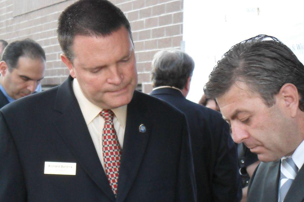 Dem Committee members convene in Paterson