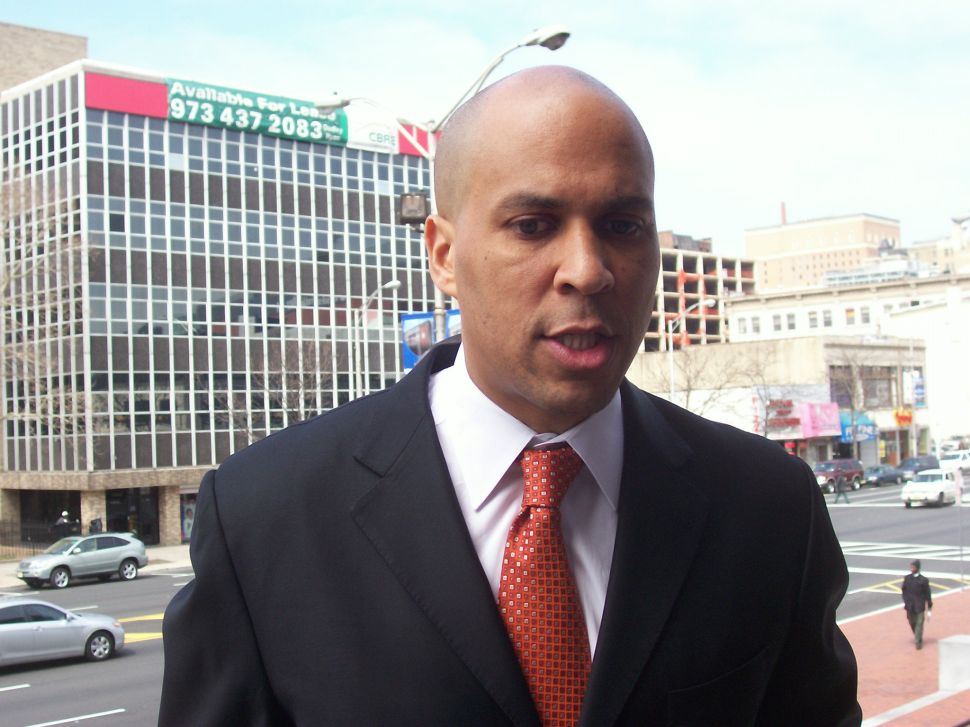 War rages in Newark under cover of Lautenberg-Andrews primary