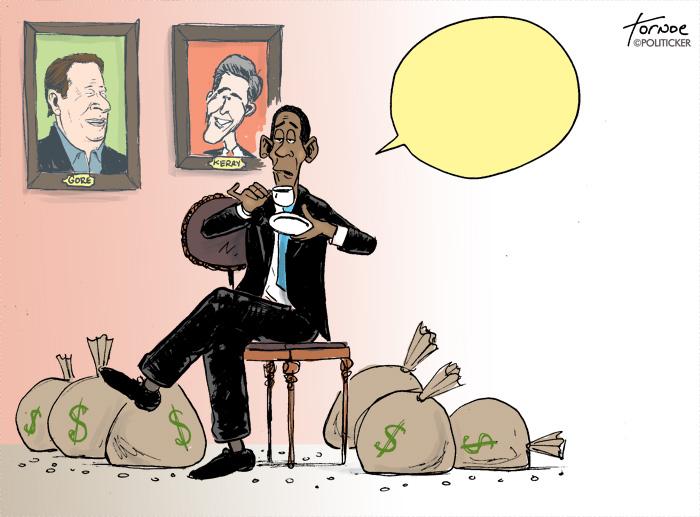 This week's Cartoon Caption Contest