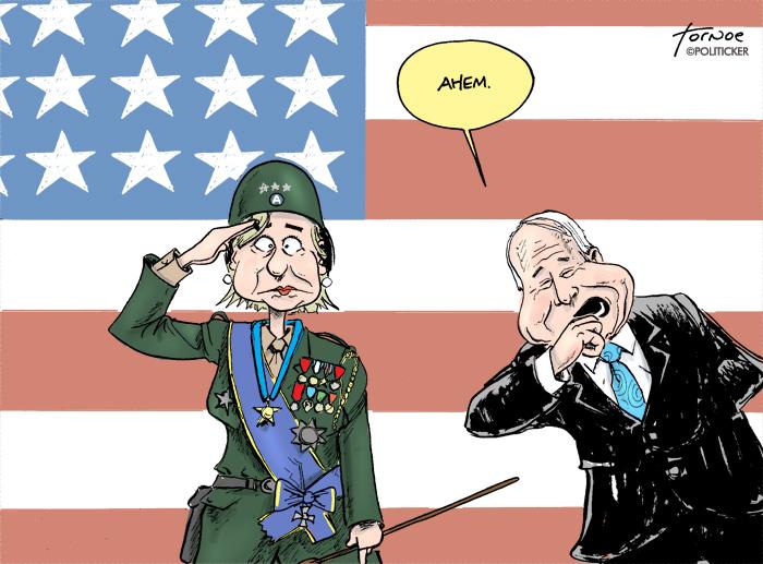 Move over General Patton