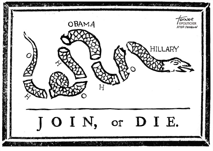 Democrats: Join, or Die