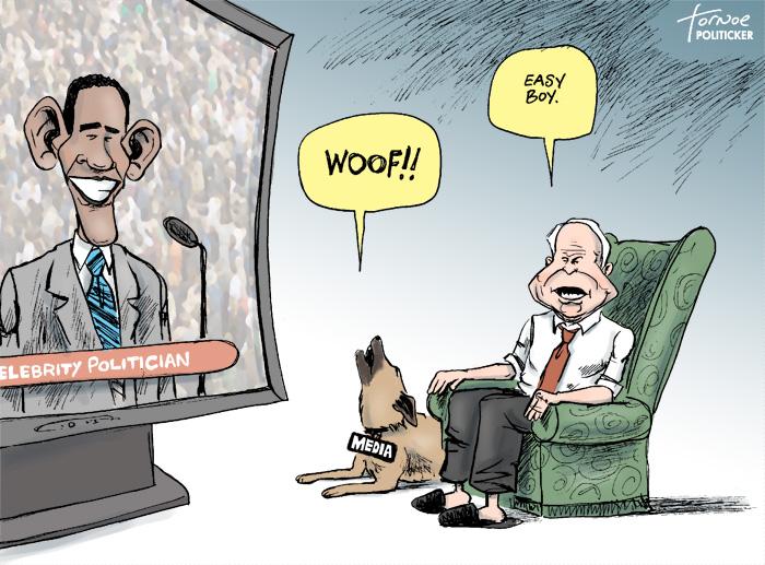 Oops, McCain did it again