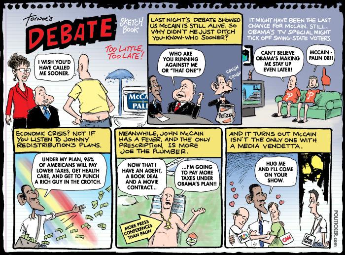Debate Sketchpad: Too little, too late