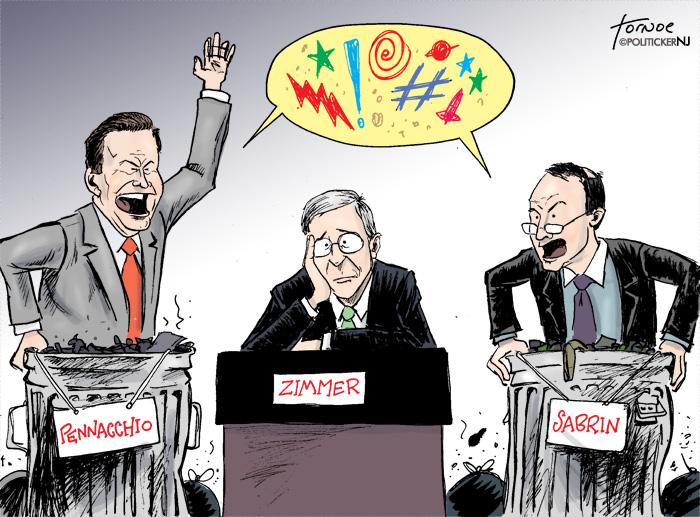 GOP Senate debate