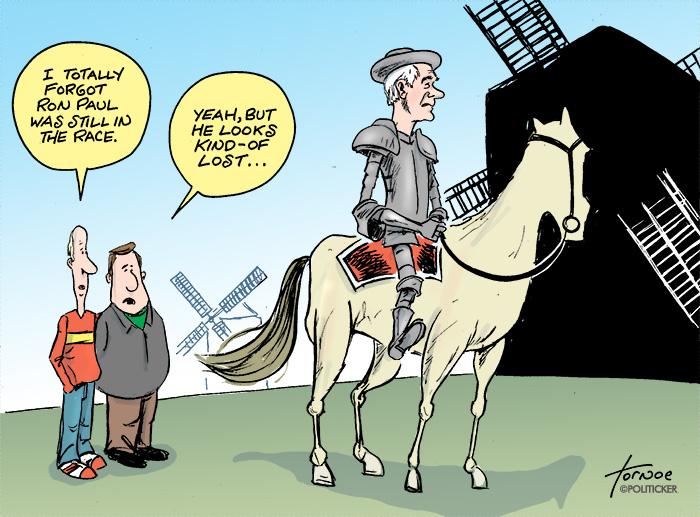 Ron Quixote