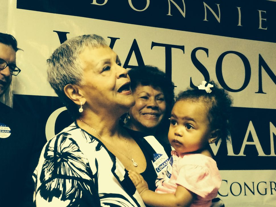 CD 12 race: Watson Coleman opens Trenton campaign headquarters, a city key to victory