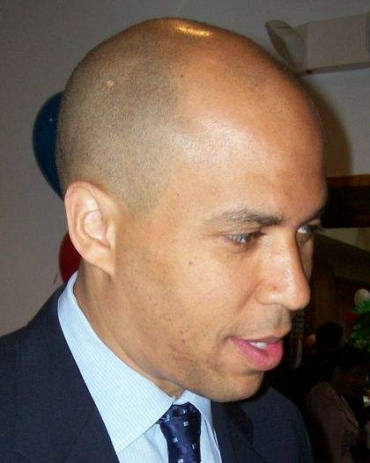 Booker for Senate staffer lobs email bomb at campaign