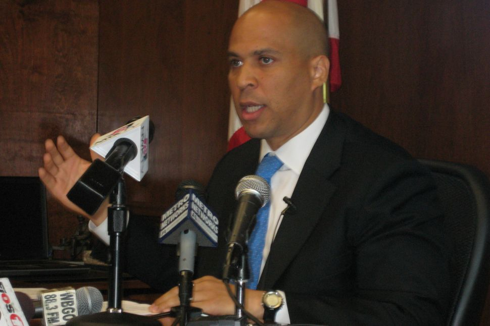 Council shake-up compounds crisis for Booker