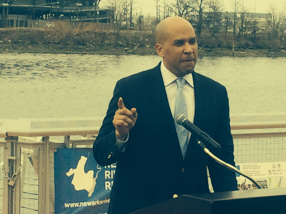 Booker on U.S. Senate race, Republican candidates: let's talk after the GOP primary