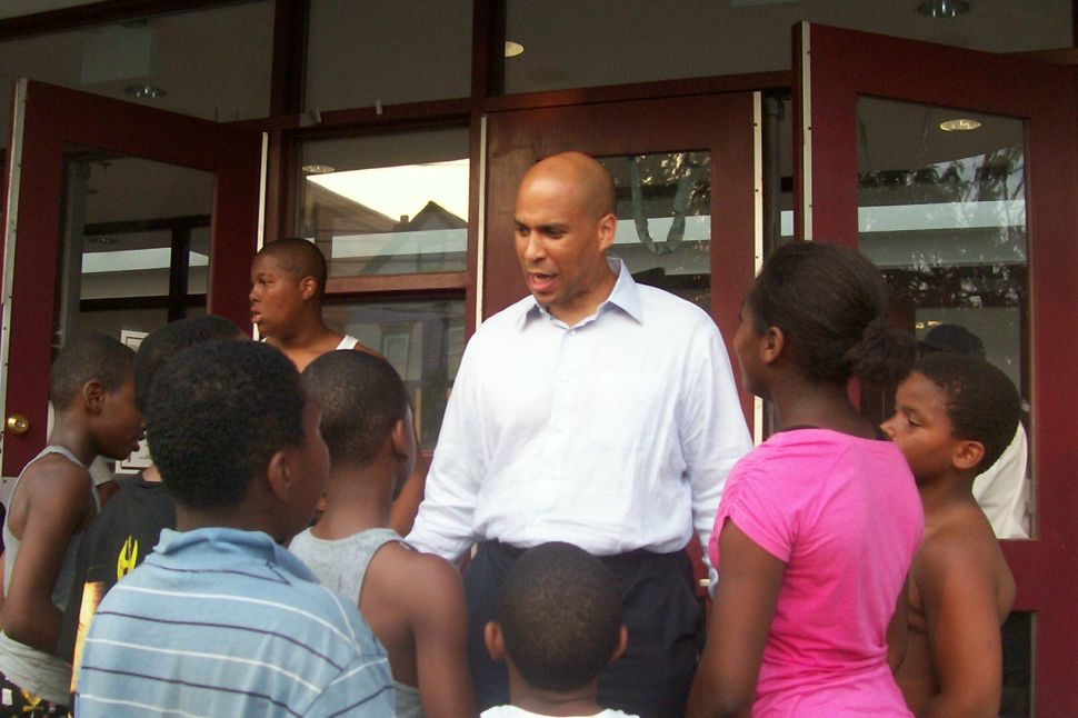 Booker at the midway point