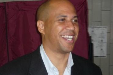 Booker: 'I'll put my bet on Newark'