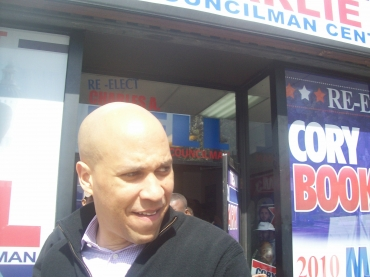 Two former Booker chiefs target Booker/Bell alliance – as their own Central Ward candidacies collide