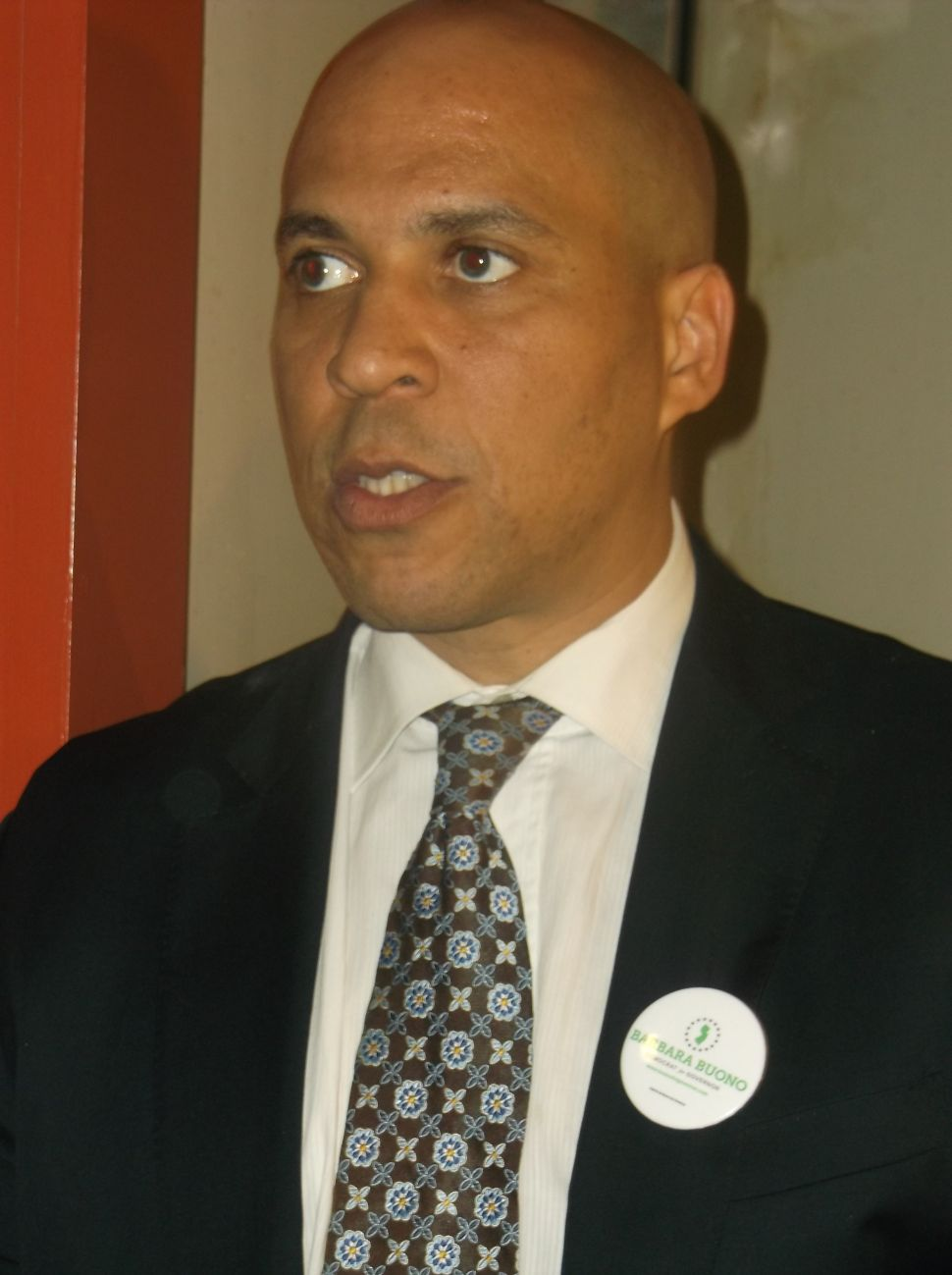Booker issues email blast seeking money for Buono Campaign