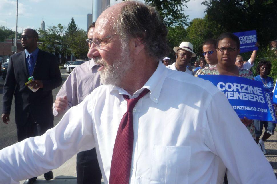 Corzine vs. Christie: brand vs. man?