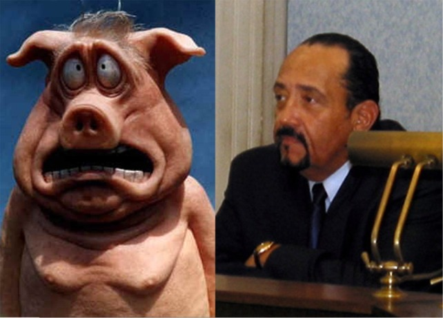 Coniglio watch: it took jurors three days to convict Wayne Bryant (Oink! Oink!), six for Sharpe James