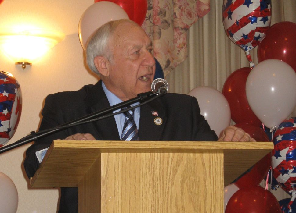Bunk launches his mayoral candidacy in Linden