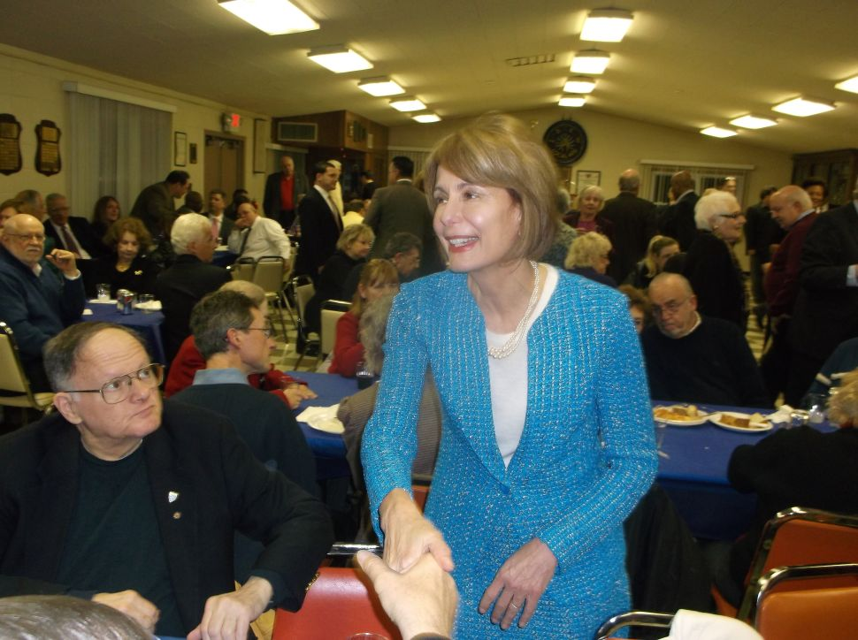For now, Buono is front runner for LG