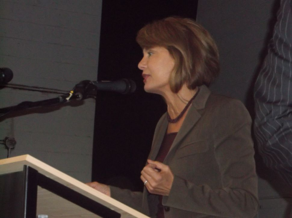 Source: Buono undeterred on state chair question