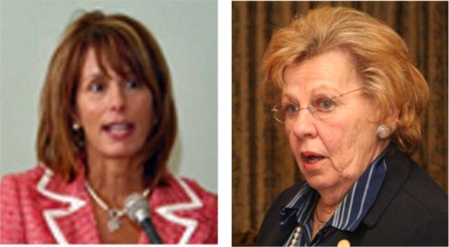 It may be down to Weinberg vs.Buono