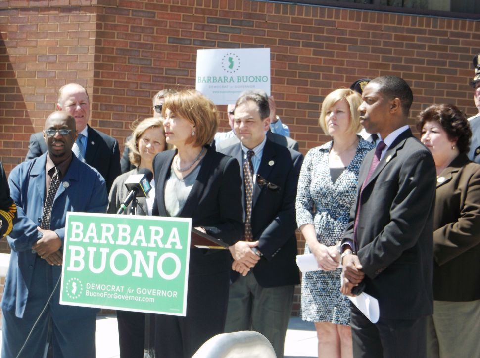 Buono on Sweeney gun bill: absence of further restriction on mags capacity a deal breaker