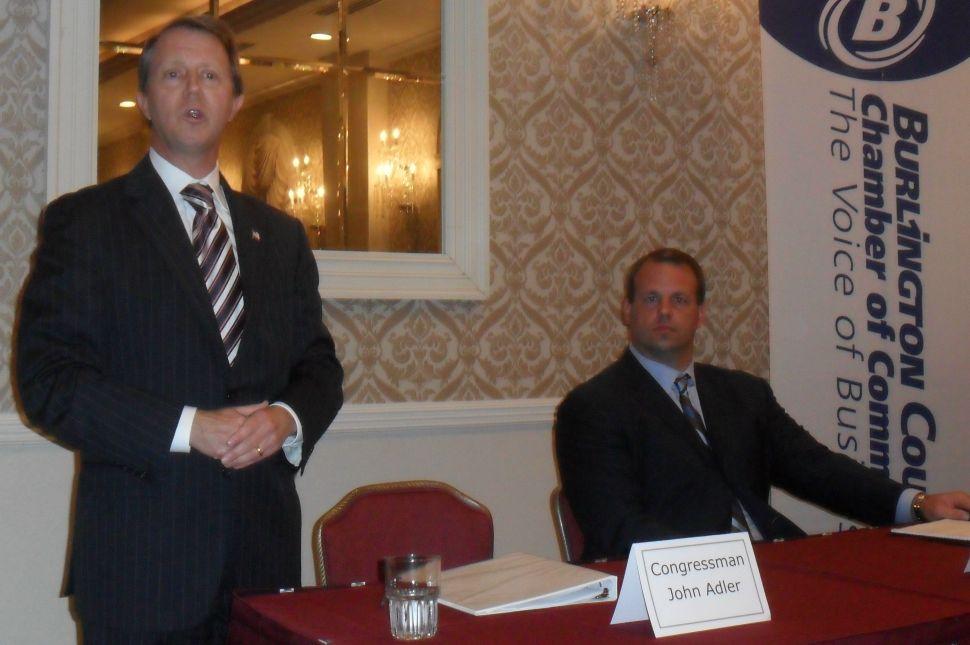 In 3rd District debate forum, Adler dings Pelosi, Chavez – and Runyan
