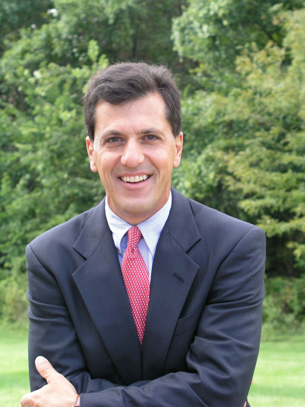 Mark Caliguire to screen for freeholder in Somerset