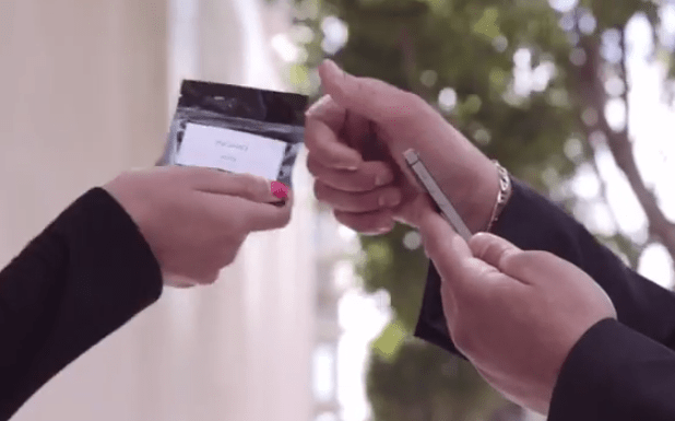 This App Delivers Weed to Your Door for Free, Taco Bell Not Included