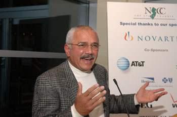 Caraballo on the Joe D/Christie impact on Newark politics: 'We don't know yet'