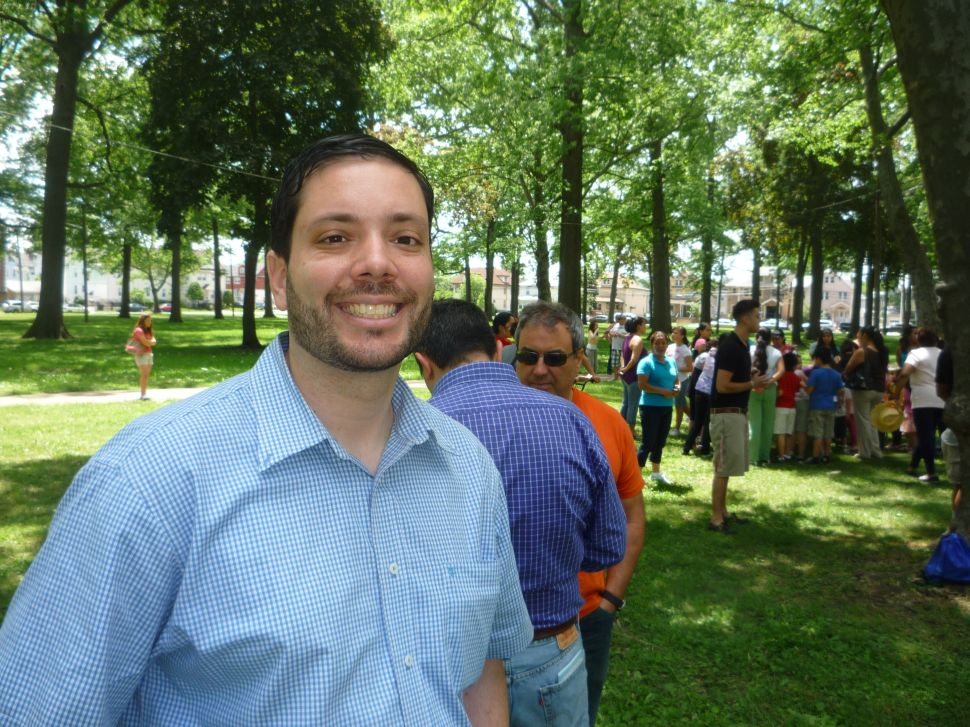 Cedeno loses election but becomes new Dem Party chair in Elizabeth