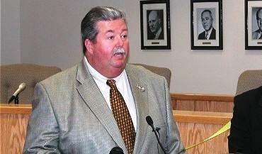 Carroll reminds Bergen Dems he's still in the County Exec race