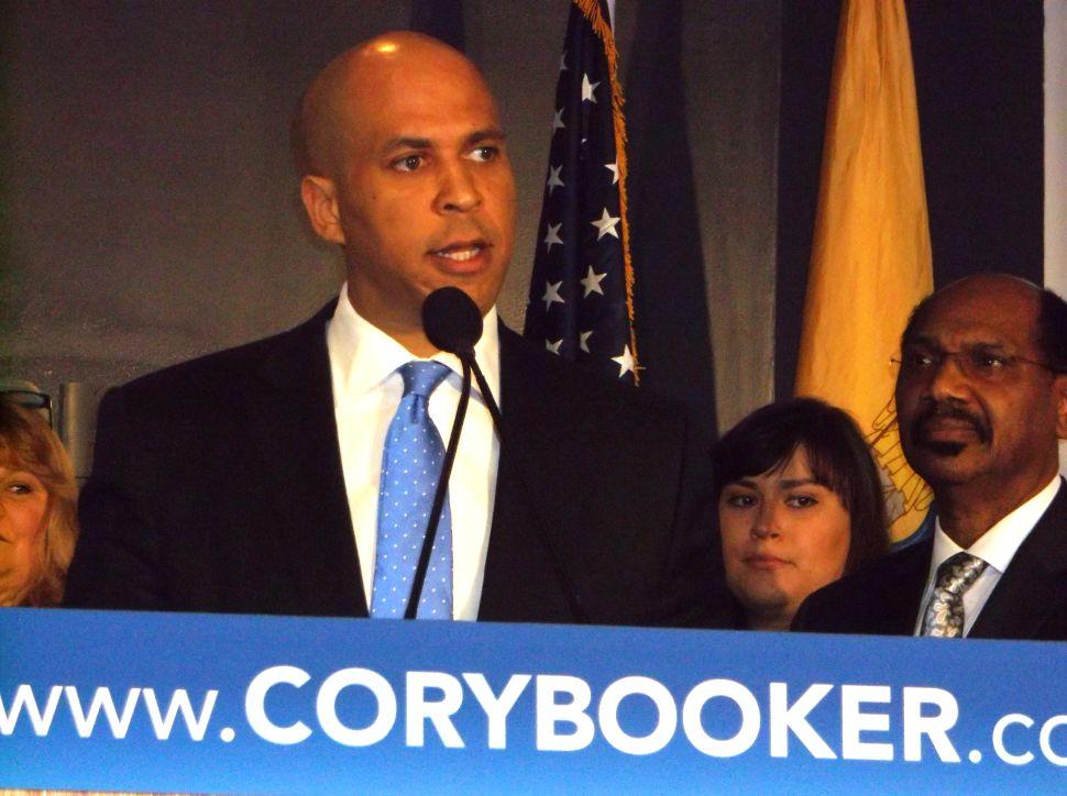 Mayor Booker's Address at Campaign Kickoff