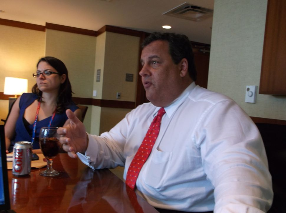 Christie to the GOP: 'Our ideas are right for America'