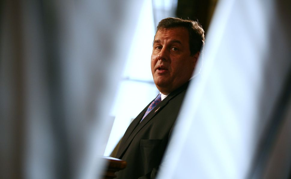 FDU: Christie approval rating at 53%