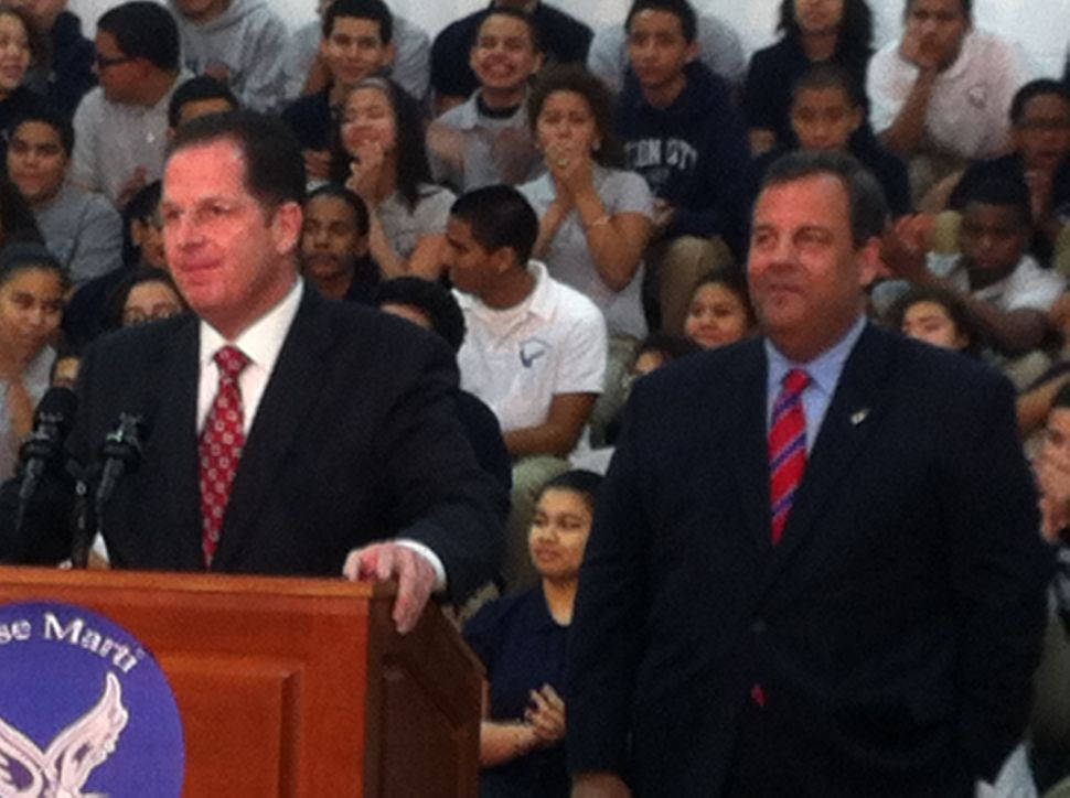 """Christie: victory is """"all about personal relationships"""""""