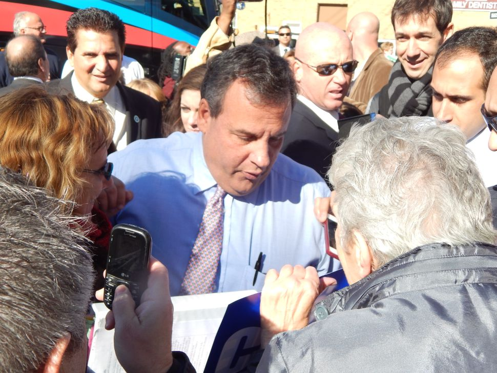Monmouth Poll: Christie job approval at 50% after 20-pt. plummet