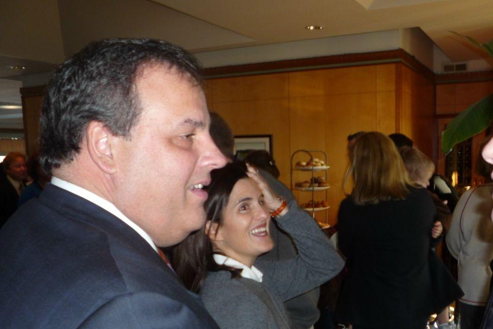 Essex GOP backs Christie for Governor
