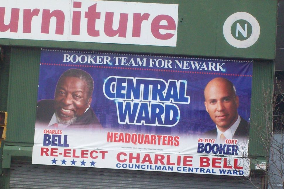 Booker and Bell blended in the Central Ward