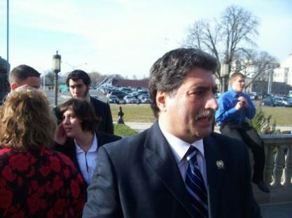 Chiappone is state assemblyman in Manzo complaint