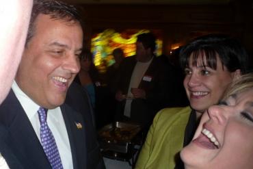 Christie Attends Reform Jersey Now Breakfast