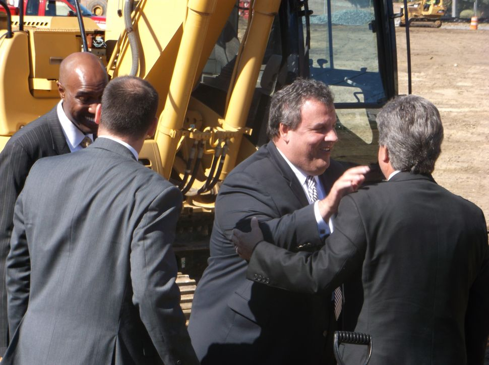 In Long Branch, Christie announces additional $500 million for new schools construction