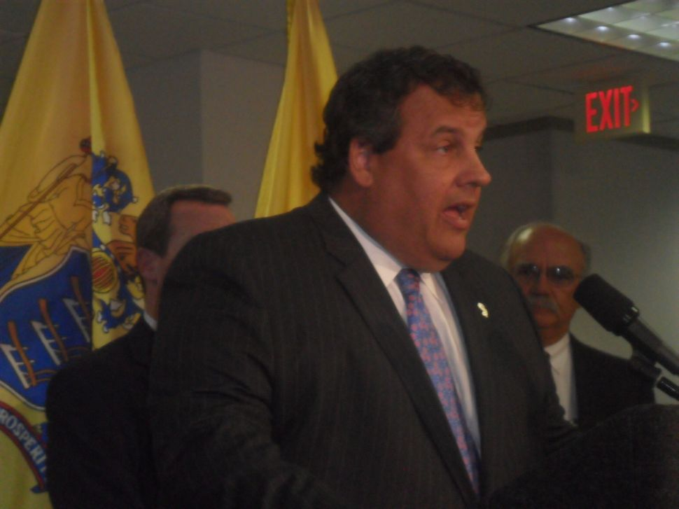 Christie says Sandy played role in decision to run again