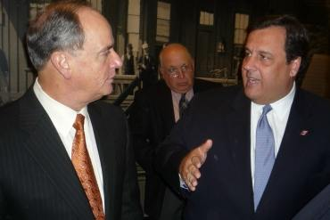 Former N.J. governors: Christie's charismatic leadership is trump card
