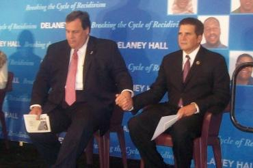 DiVincenzo to endorse Christie Tuesday
