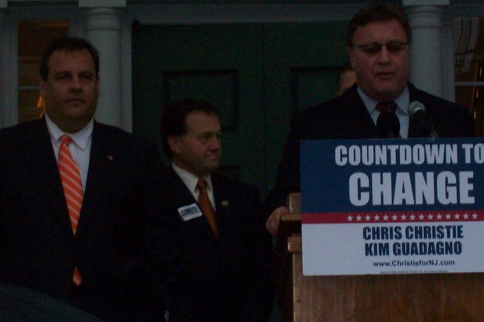 Christie fires up Hunterdon base on campaign stop with Lonegan