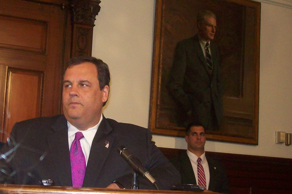 Christie: if property taxes rise, 'I'll tell you where to go'
