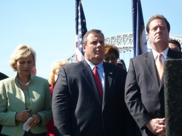 Christie's latest meet and greet goes to the heart of lingering Hudson Dem Party angst