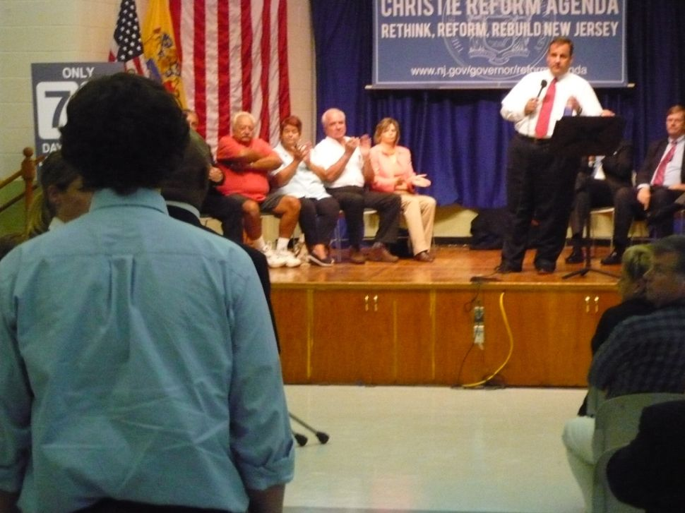 Christie on COAH, schools, and medical marijuana
